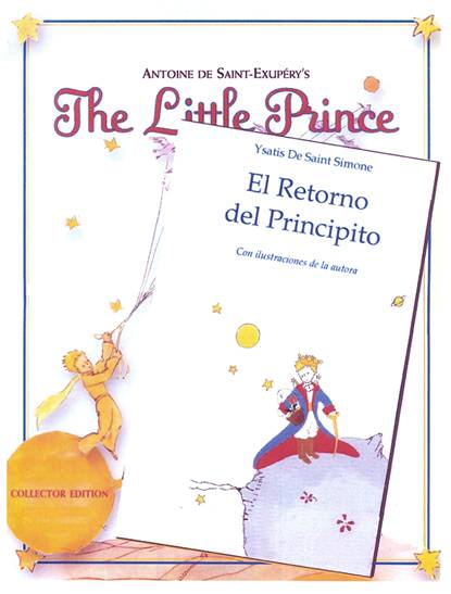 The Little Prince Spanish Version